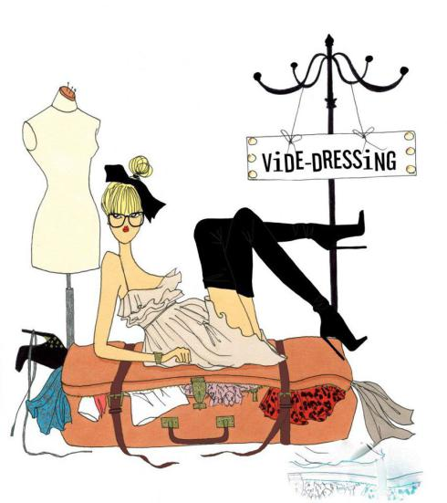 Vide dressing #1