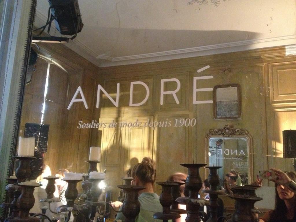 André & Velvetine