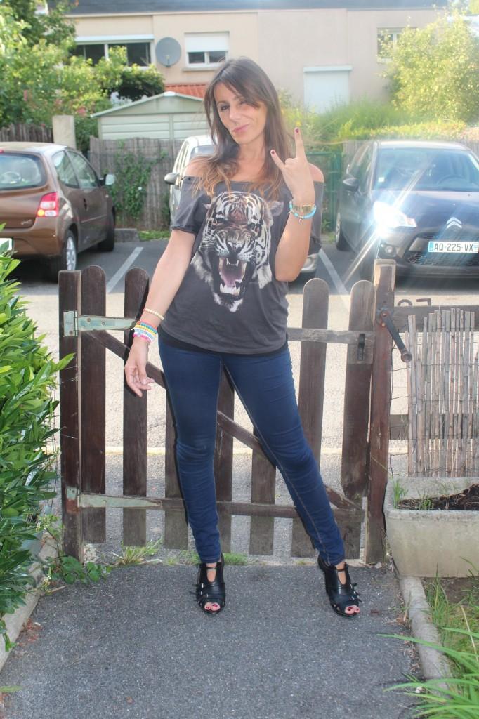 Friday wear #2 Rocking in my Jeans !