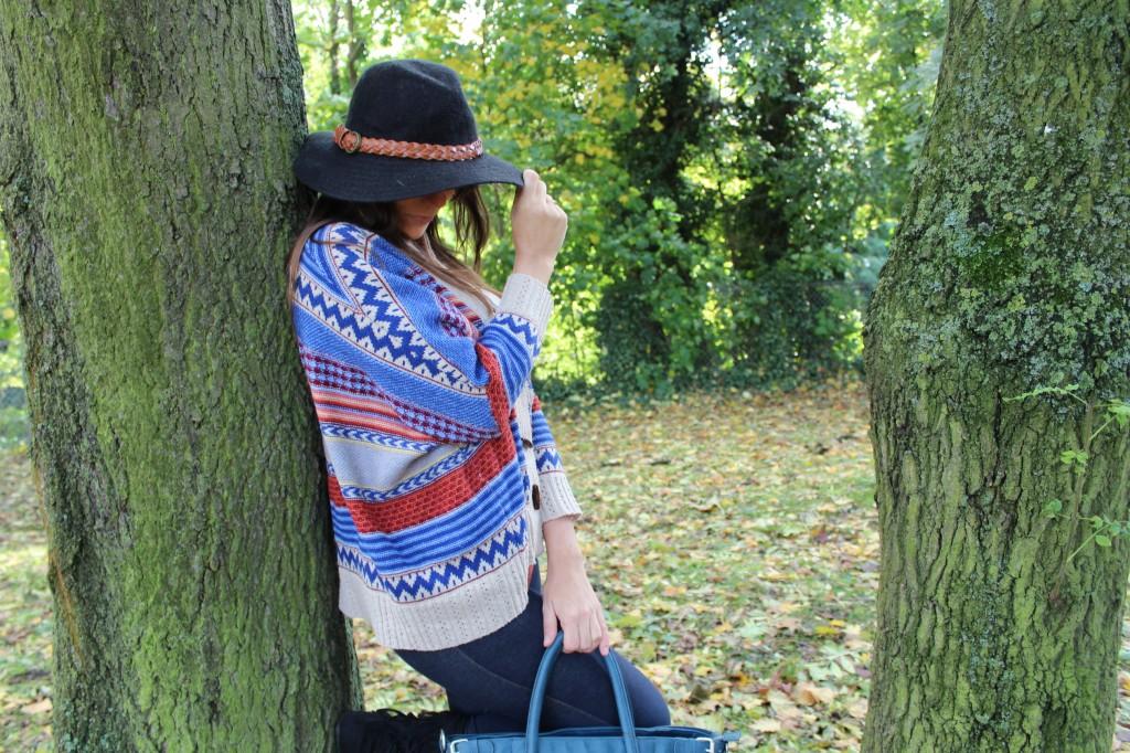 Aux couleurs d'automne