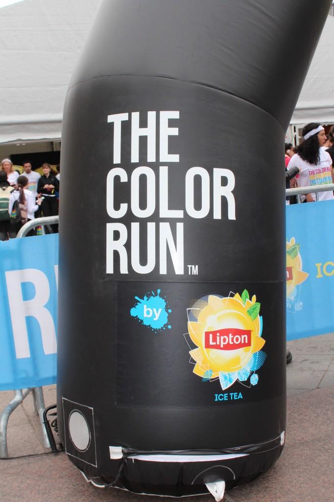 Mon avis sur la course Color Run