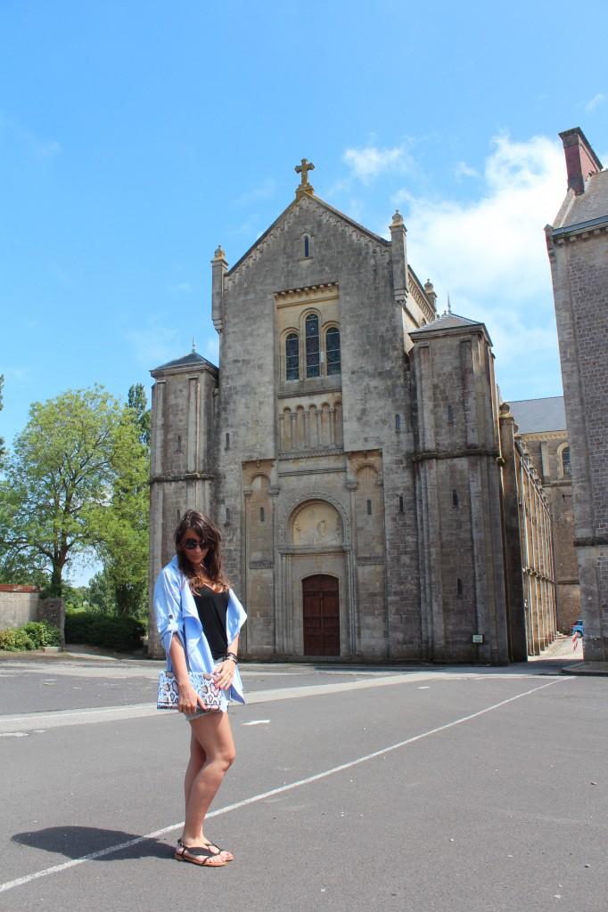 Abbaye de Montebourg