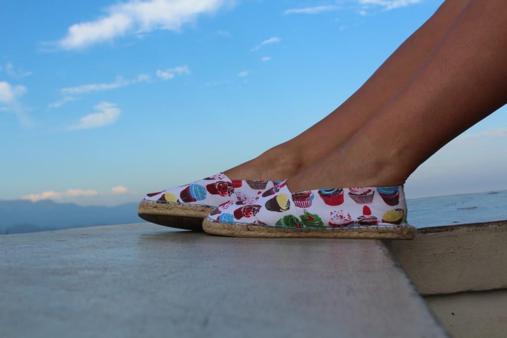 Des Cupcakes à mes pieds