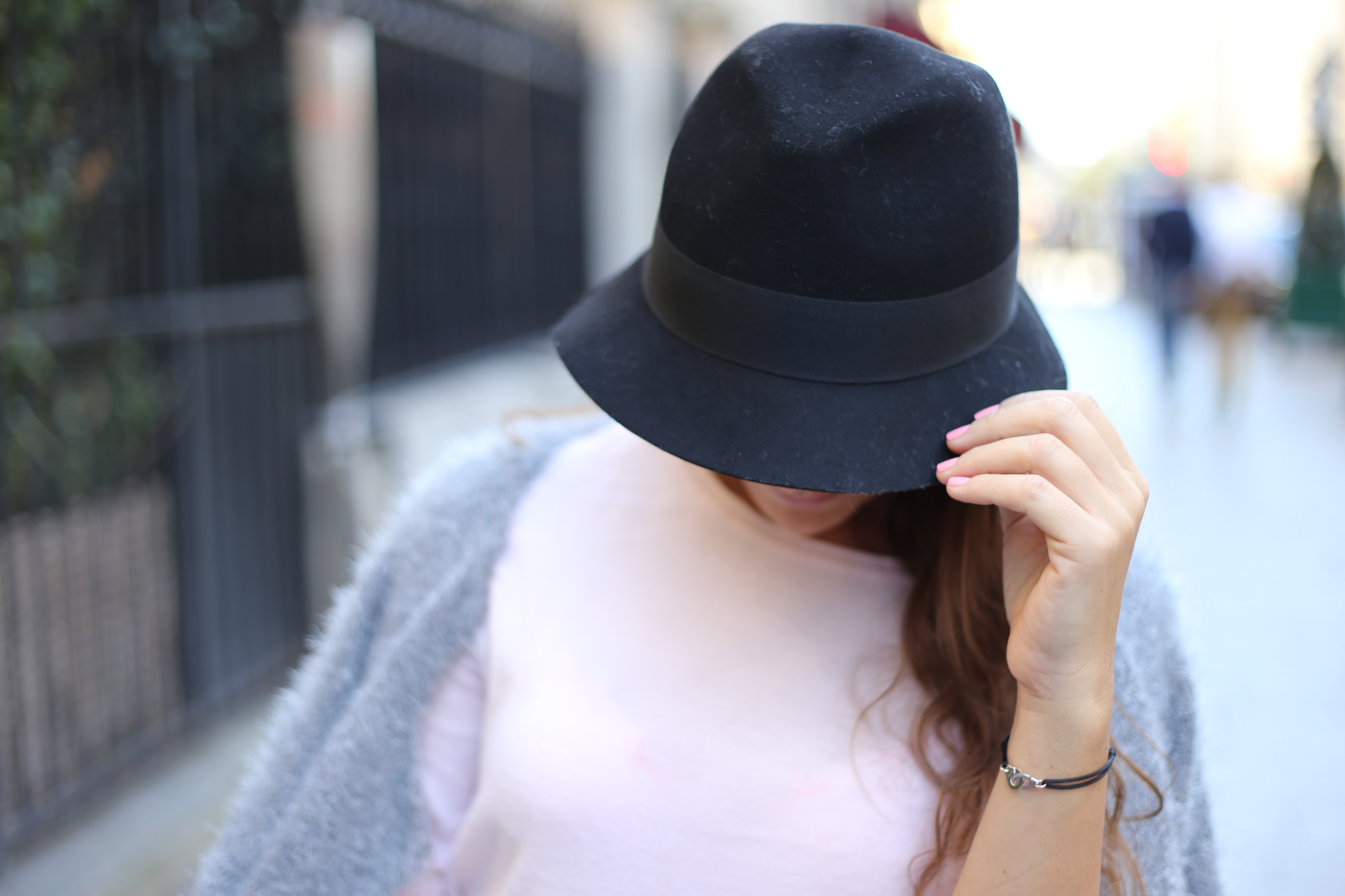 Comment porter le chapeau