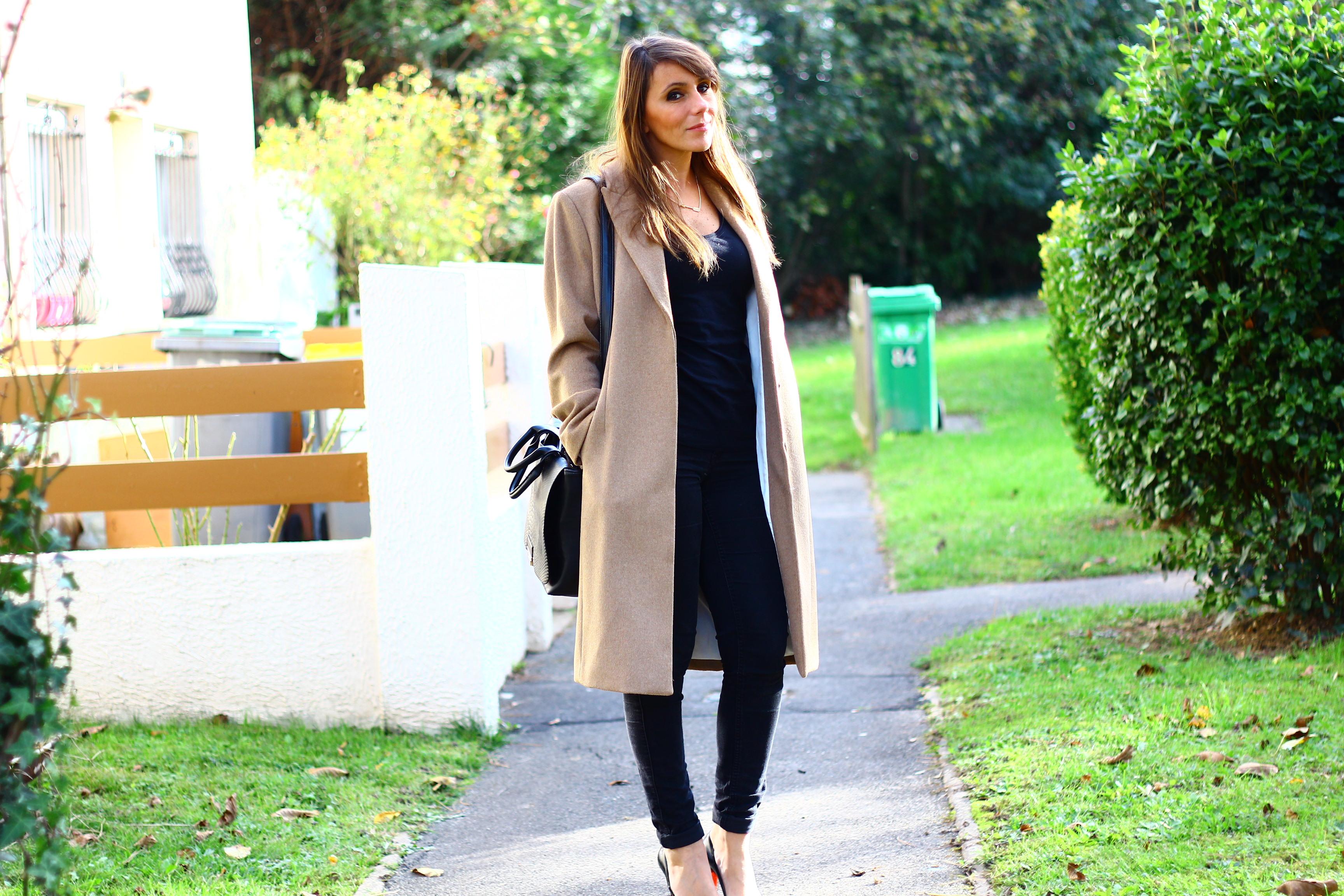 Le manteau de dame