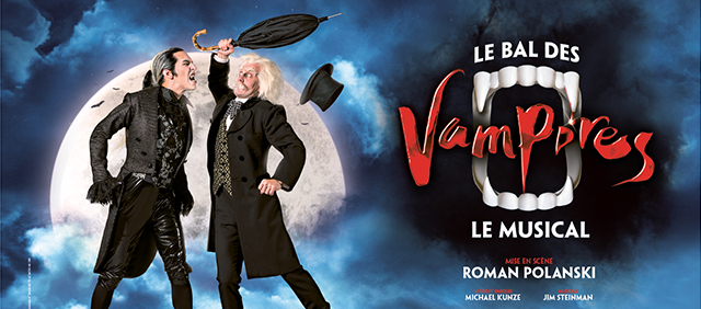J'ai testé pour vous : La comédie Musicale le Bal des Vampires