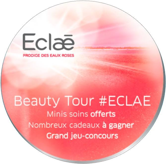 Eclaé beauty tour