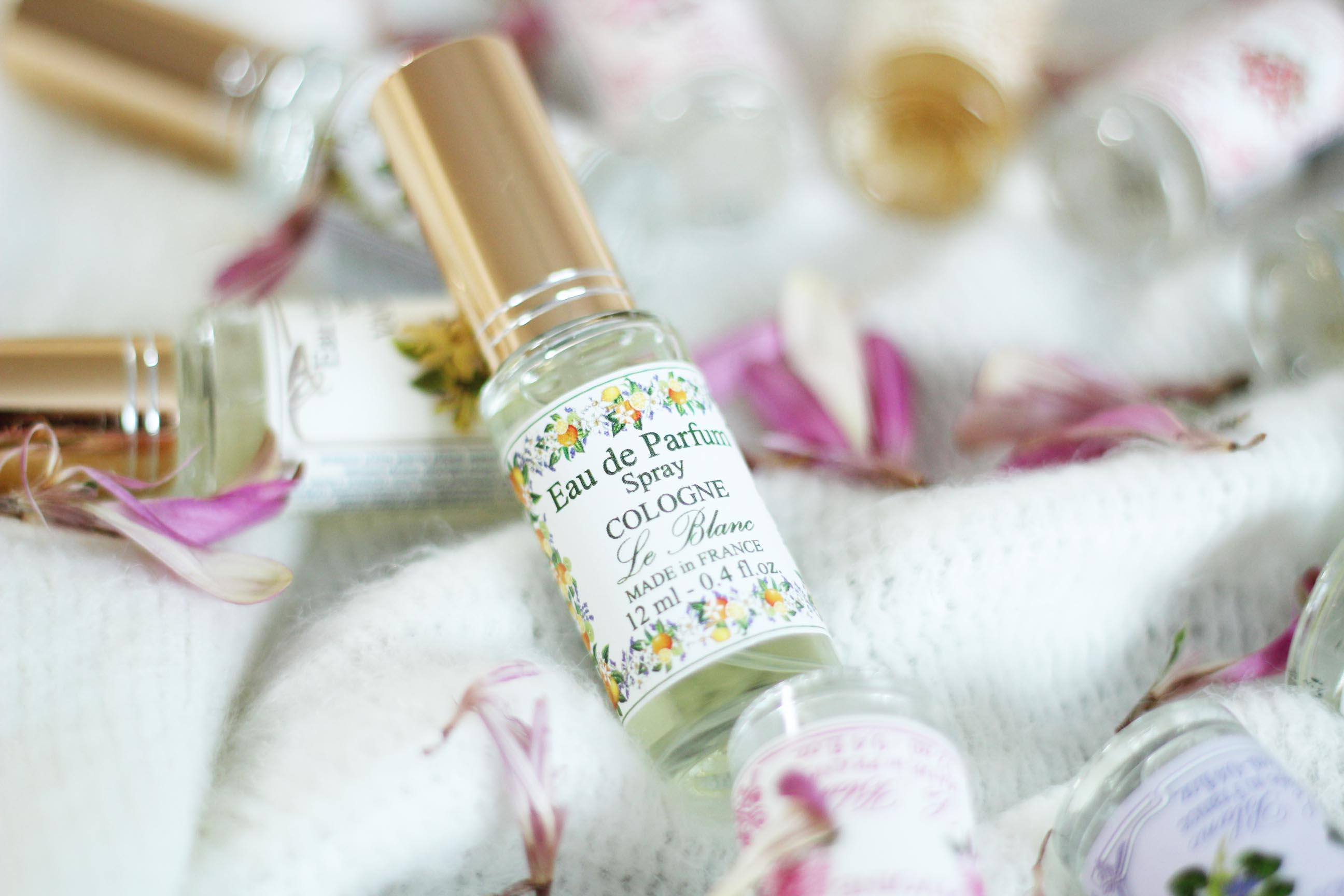 Le Blanc parfums