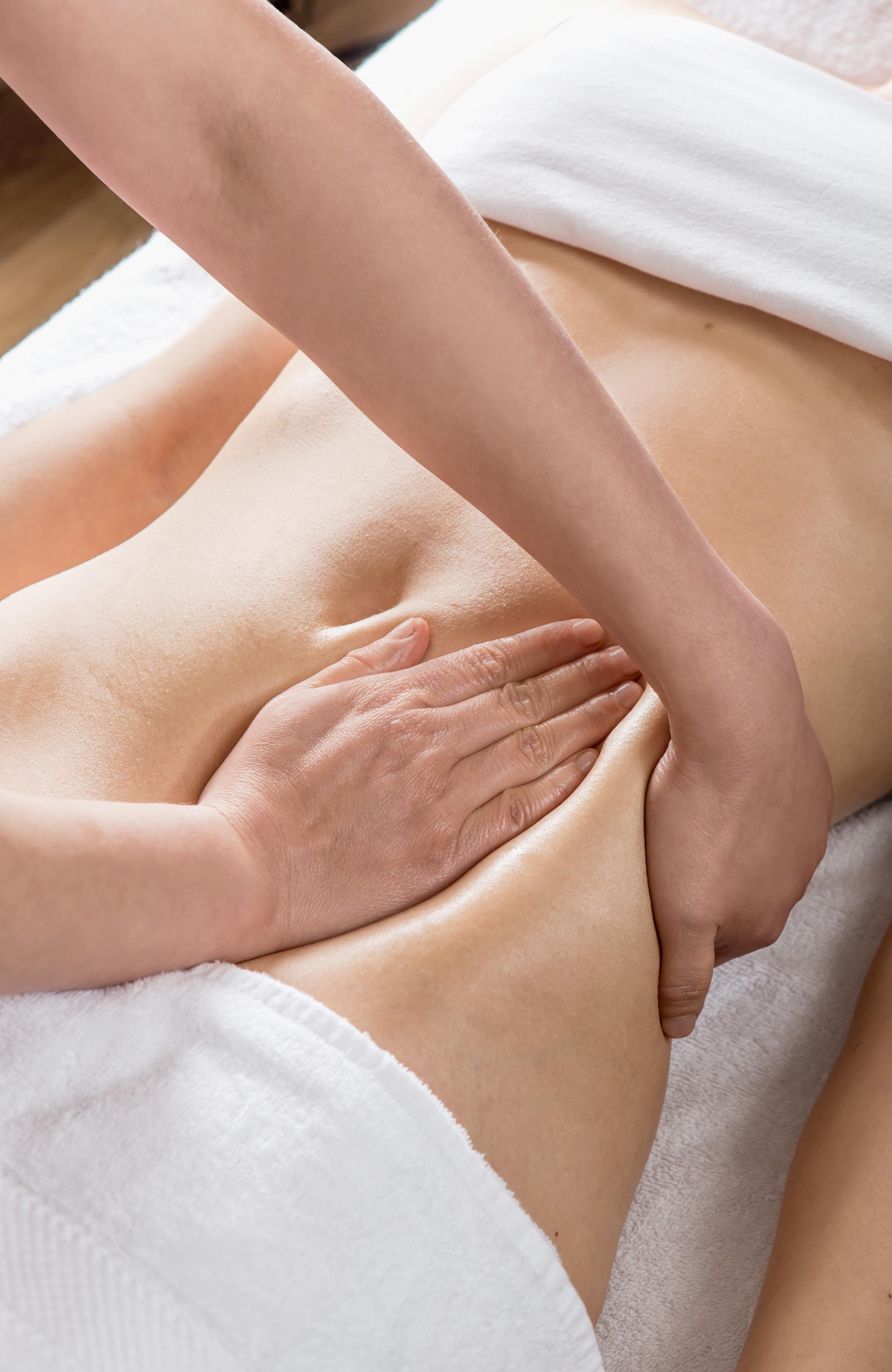 Massage detox minceur