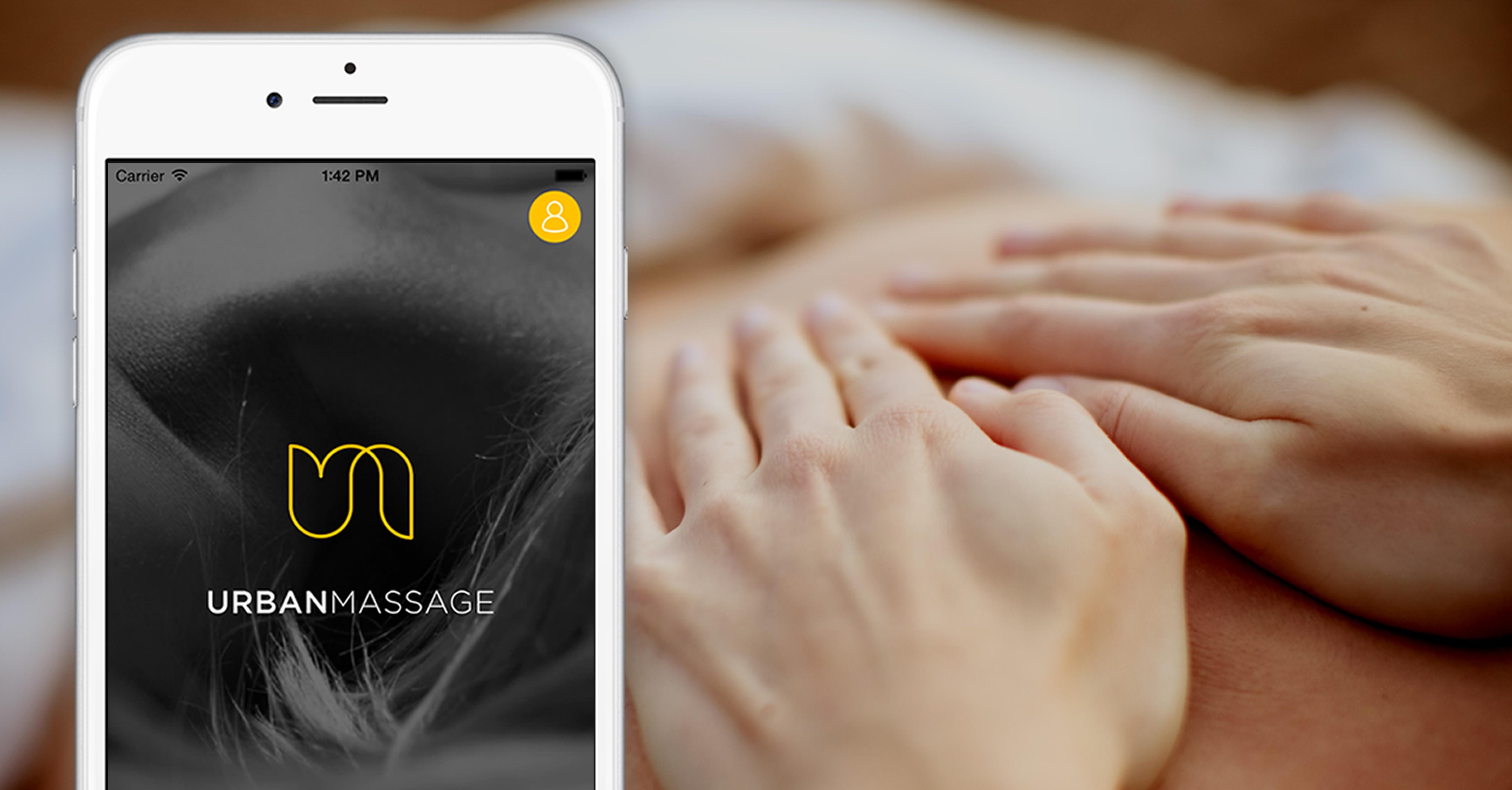 Urban massage, le massage à domicile