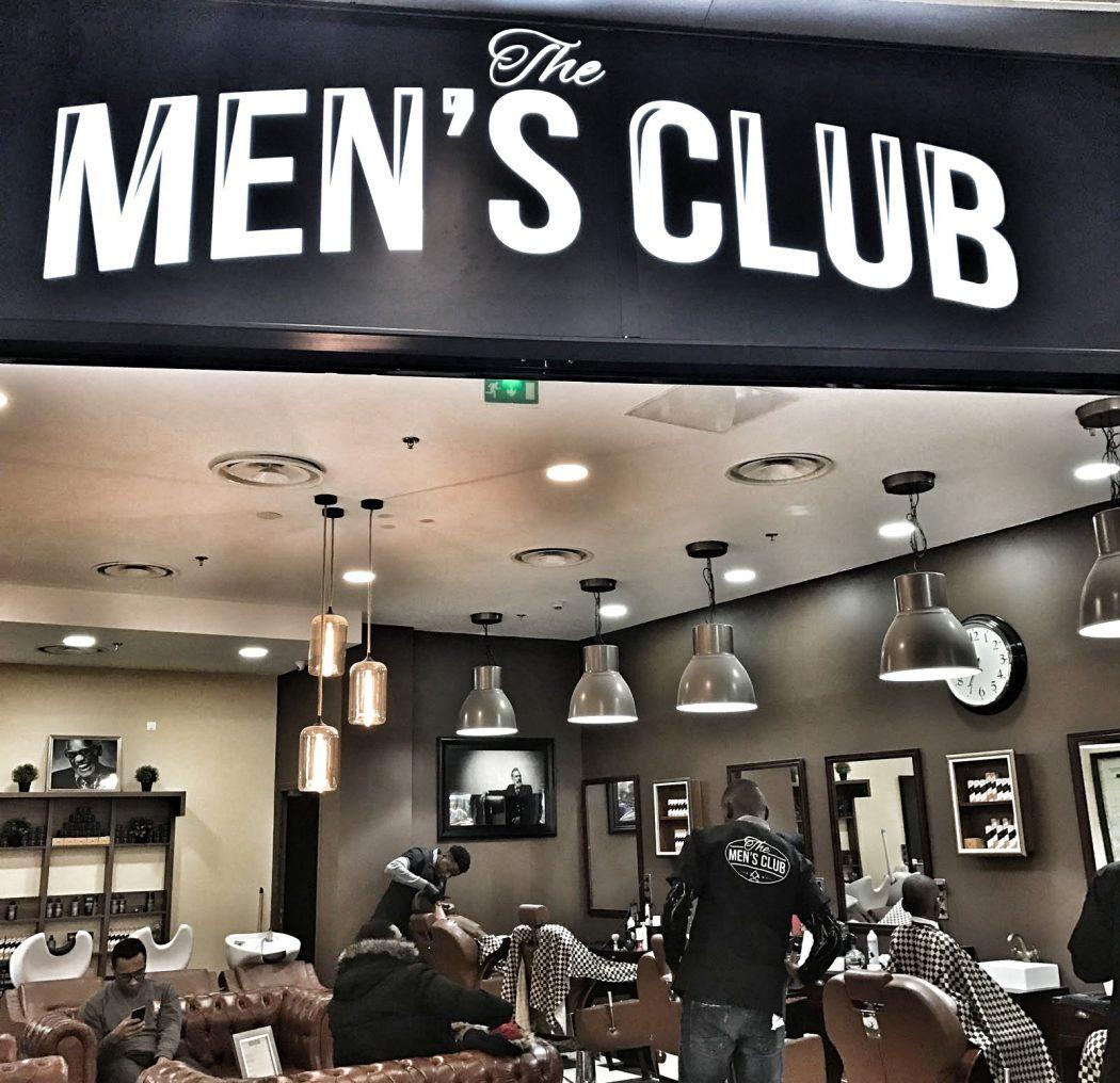 Le jour où l'Homme a testé The Men's Club à Carré Senart