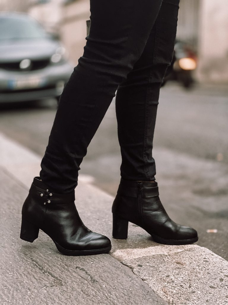Bottines Scholl