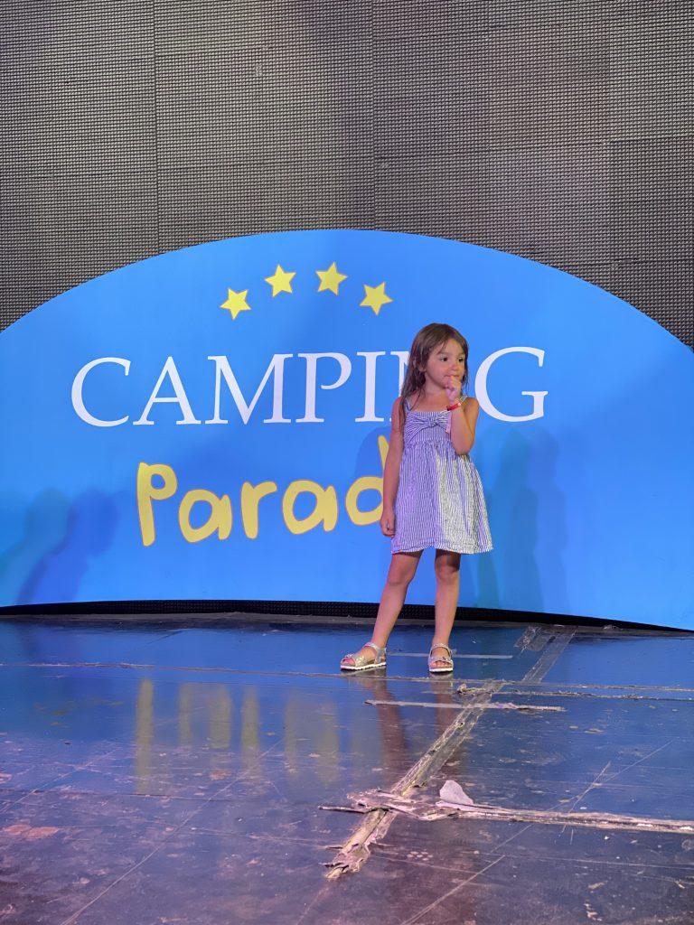 Camping Paradis Le Pearl